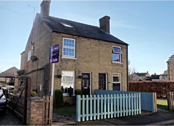 Thumbnail 3 bed semi-detached house for sale in Rooks Street, Cottenham, Cambridge