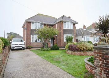 Thumbnail 4 bed detached house for sale in Lynch Road, Weymouth