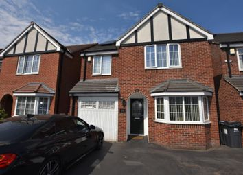 Thumbnail 4 bed detached house for sale in Kingsley Court, Church Road, Yardley, Birmingham