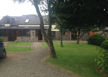 Thumbnail 3 bed barn conversion to rent in The Granary, Rudbaxton, Haverfordwest