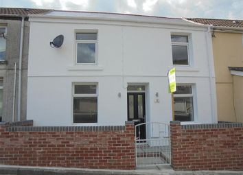 Thumbnail 3 bed terraced house to rent in Court Colman Street, Nantymoel, Bridgend