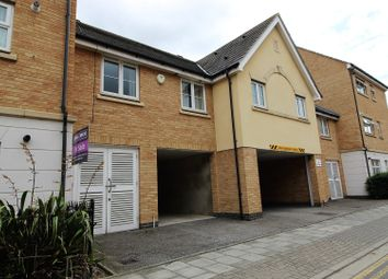 Thumbnail 2 bed flat for sale in Pettacre Close, Thamesmead