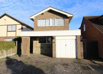 Thumbnail 3 bed detached house for sale in Ferry Road, Hullbridge, Essex