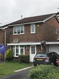 Thumbnail 3 bed link-detached house to rent in Vincent Close, Old Hall, Warrington