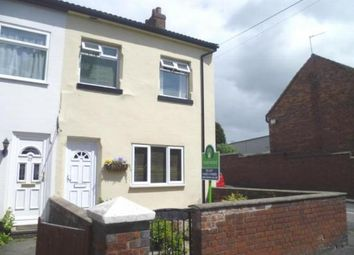 Thumbnail 3 bed terraced house to rent in Chapel Street, Woodville, Swadlincote