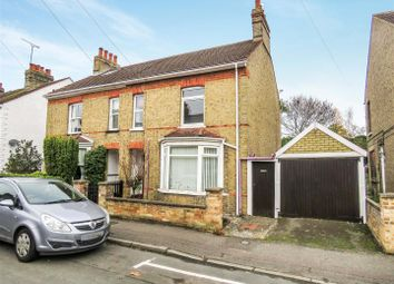 Thumbnail 3 bedroom semi-detached house for sale in Shaftesbury Avenue, St. Neots