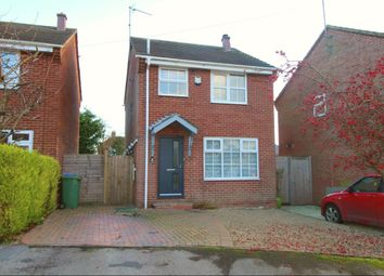 Thumbnail 3 bed detached house for sale in Thorndale Croft, Wetwang, Driffield