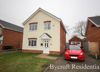 Thumbnail 4 bed detached house for sale in Staithe Road, Martham, Great Yarmouth