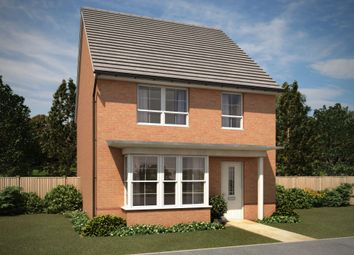 "Thumbnail 4 bed detached house for sale in ""Chesham"" at Lantern Lane, East Leake, Loughborough"