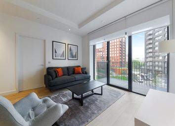 Thumbnail 1 bed flat for sale in Grantham House, London City Island, London