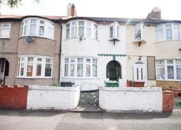 Thumbnail 3 bed terraced house for sale in Burwell Road, London