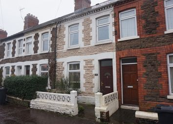 Thumbnail 2 bedroom terraced house for sale in Keppoch Street, Roath, Cardiff
