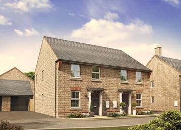 "Thumbnail 3 bed semi-detached house for sale in ""Ashurst"" at Brockworth Road, Churchdown, Gloucester"