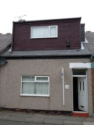 Thumbnail 3 bed cottage to rent in Well Street, Pallion, Sunderland