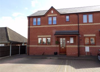 Thumbnail 3 bed end terrace house for sale in Breach Road, Heanor, Derbyshire