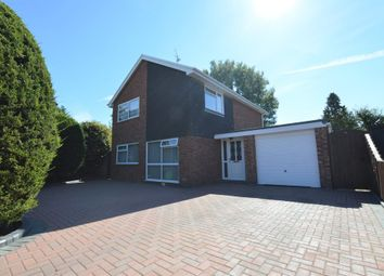 Thumbnail 4 bed detached house for sale in Cranford Court, Chester
