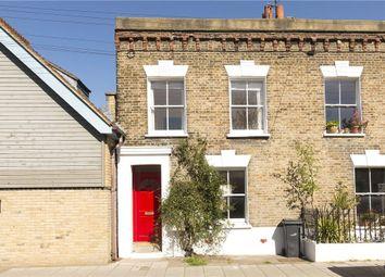 Heath Road, Battersea, London SW8. 3 bed terraced house for sale