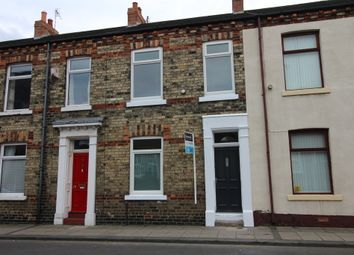 Thumbnail 2 bedroom terraced house to rent in St Barnabas Road, Linthorpe, Middlesbrough