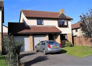 Thumbnail 4 bed detached house for sale in Rawlins Avenue, Worle, Weston-Super-Mare