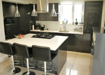 Thumbnail 4 bed semi-detached house for sale in Cranborne Waye, Hayes