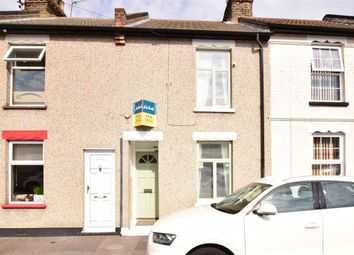 Thumbnail 2 bed terraced house for sale in Albert Road, Chatham, Kent