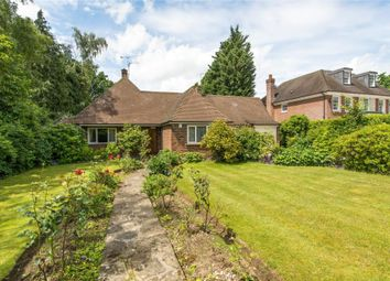 Thumbnail 4 bedroom detached bungalow for sale in The Barton, Cobham, Surrey