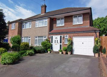 Thumbnail 5 bedroom semi-detached house for sale in Briarley Close, Broxbourne