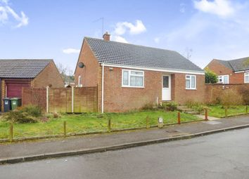 Thumbnail 2 bedroom detached bungalow for sale in Searle Close, Fakenham