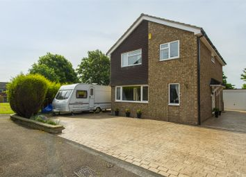 Thumbnail 5 bedroom detached house for sale in Salvin Close, Cropwell Bishop, Nottingham