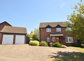 4 bed detached house for sale in Julian Close, Haverhill CB9
