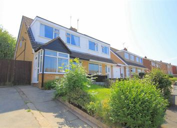 Thumbnail 3 bed semi-detached house for sale in Ffordd Pentre, Carmel, Holywell, Flintshire
