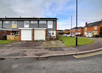 Thumbnail 3 bed end terrace house for sale in Potters Green Road, Potters Green, Coventry, West Midlands
