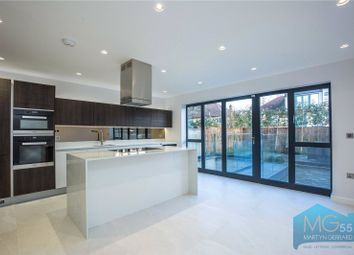 Thumbnail 6 bed detached house to rent in Yewtree Close, London