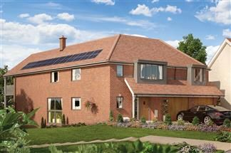 Thumbnail 5 bed detached house for sale in Mascalls Lane, Brentwood