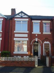 Thumbnail 6 bed property to rent in Berkeley Avenue, Manchester