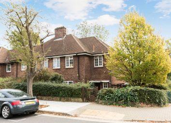 Thumbnail 4 bed semi-detached house for sale in Crossthwaite Avenue, London