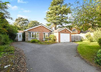 Thumbnail 2 bed detached bungalow for sale in Snelston Crescent, Littleover, Derby