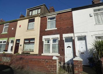 Thumbnail 2 bedroom terraced house for sale in Basford Park Road, May Bank, Newcastle-Under-Lyme