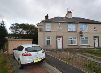 Thumbnail 1 bed flat for sale in Muir Drive, Irvine, North Ayrshire