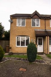 Thumbnail 3 bed semi-detached house to rent in Aldwell Close, Wootton, Northampton, Northamptonshire