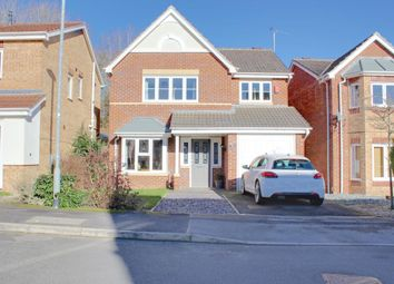 Thumbnail 4 bed detached house for sale in Millrise Road, Mansfield