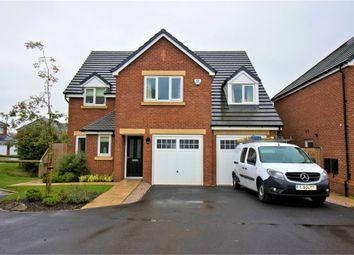 Thumbnail 5 bedroom detached house for sale in Thistleton Place, Wrea Green, Preston, Lancashire
