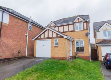 3 bed detached house to rent in Holbush Way, Irthlingborough, Wellingborough NN9
