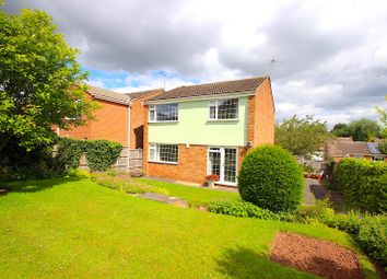 Thumbnail 3 bed detached house for sale in Parkstone Road, Desford, Leicester