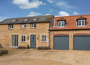 Thumbnail 4 bed barn conversion for sale in Grove Lane, Longthorpe, Peterborough