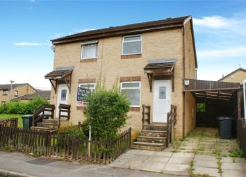 Thumbnail 2 bed semi-detached house for sale in Felbrigg Avenue, Keighley, West Yorkshire