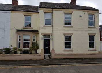 Thumbnail 2 bed end terrace house for sale in Egremont Place, Whitley Bay