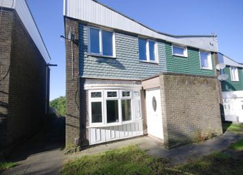 Thumbnail 3 bed terraced house for sale in Skipton Green, Gateshead