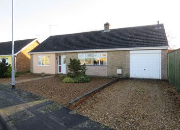 Thumbnail 2 bed detached bungalow for sale in Boundary Drive, March