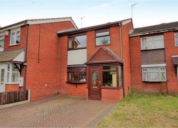Thumbnail 3 bedroom terraced house for sale in Barnwood Road, Wolverhampton